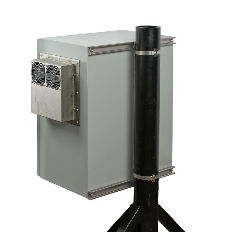 Rackom System Outdoor Ip55 Racks Cabinet